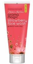 Aroma Magic Strawberry Face Wash, 100 ml fs - $9.75