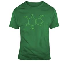 Caffeine Molecule T Shirt - $26.99