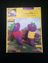 Mccalls Sockosaurus Crocheted Toys Soft toys from Socks  Preloved  - $3.99