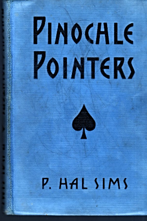 Primary image for Pinochle Pointers By P. Hal Sims - 1935