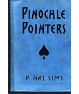 Pinochle Pointers By P. Hal Sims - 1935 - $3.00