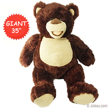 Giant Plush Bears lot of 4 - $169.00
