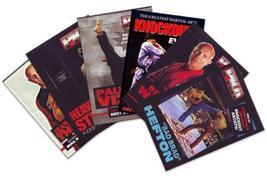 6 DVD Set PKA Professional Karate Association Greatest Full Contact Fights - $109.95