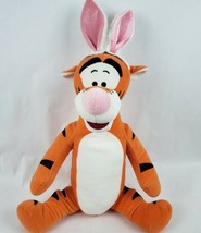"Disney Winnie the Pooh Tigger 21"" Plush  Tiger Easter Bunny Ears Stuffed... - $17.23"