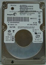 "New ST94011A Seagate 40GB IDE 44pin 2.5"" 9.5mm Hard Drive Free USA Shipping"