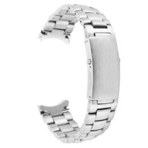 22mm Watch Band Polished Stainess Steel For Omega Seamaster Planet Ocean 007 - $50.00