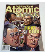 Bulletin of the Atomic Scientists Magazine January/February 2003 Fight Club - $10.85