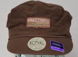 Atlanta Falcons NFL Brown Reebok Adjustable Slouch Hat Military Cap NWT - €14,07 EUR