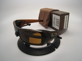 Rare!! New Oakley Limited Grab Bag Gascan Polished Rootbeer w/Bronze 12-769 - $489.95