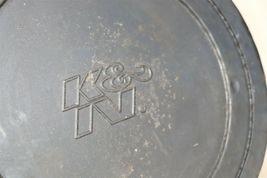 1989 MAZDA RX-7 RX7 MAF Mass Air Flow Meter w/ K&N Air Filter 197200-0010 image 5