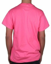 Team Phun Neon Pink The United States of Fun Benjamin Sunnies $100 T-Shirt NWT image 2