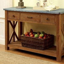 Industrial Style Server, Natural Tone - $906.83