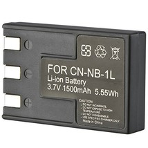 Theo&Cleo 2 pcs For CANON NB-1LH NB-1L Battery CANNON S410 S500 - $10.86
