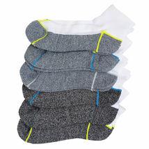 FILA Men's 6 Pack Classic Sport Athletic Gym Moisture Control Absorb Dry Socks image 14