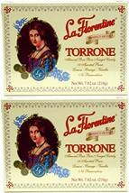 La Florentine Torrone 18 pc Assortment Box, Pack of 2