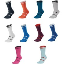 New Nike Court Essential Tennis Crew Dri-Fit Socks Large SX6913 Rafa Fed... - $14.00+