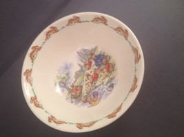 Vintage ROYAL DOULTON ENGLISH Bone China BUNNYK... - $12.59