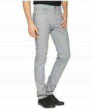 Levi Men 510 Skinny Fit Stretch Jean Size W30 x L32 Color Gray RRP $69.50 image 4