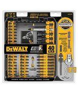 DEWALT DWA2T40IR IMPACT READY FlexTorq Screw Driving Set, 40 Piece [New] - $39.98