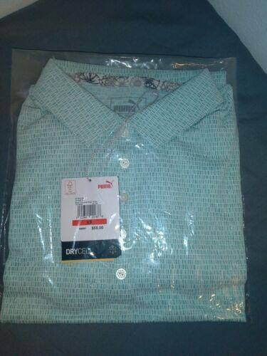 PUMA 2019 Women's Swift Polo Shirt Top 577922_08 Blue Turquoise (XS) XSmall