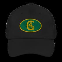 BRETT FAVRE 4 HAT / FAVRE HAT / 4 HAT / packers DAD HAT image 1