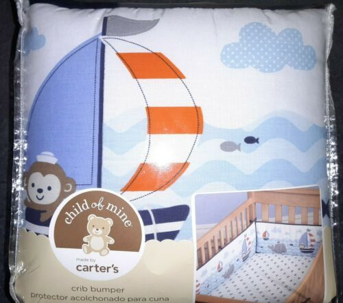 New Child of Mine 4-piece Crib Bumper, Fits All Standard Cribs by CARTER'S - $29.47