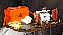 Polaroid Land Camera Model 95B USA AA19-1606 Antique image 3