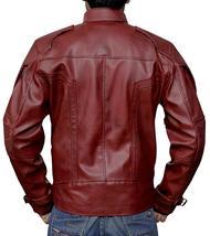 Guardians Biker Star Lord Chris Costume Leather Galaxy Vol 2 Jacket image 4