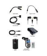 Naxa 10 in 1 Accessory Kit for iPod and iPhone - $40.76