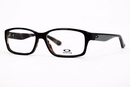 Oakley Women's Frame Entry Fee OX1072 0152 Black Tortoise Eyeglasses 52mm - $105.73