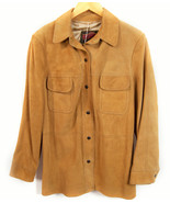 Vtg 60's NWT Hippie Roustabout William Barry Suede Leather Lined Jacket ... - $63.00