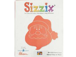 Sizzix Santa Head Die #38-0233