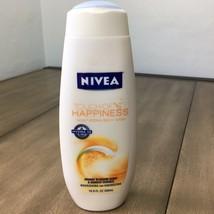 Nivea TOUCH OF HAPPINESS Body Wash Orange Blossom Hibiscus 16.9 Oz - $24.18
