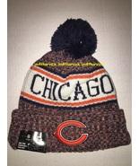Chicago Bears NFL 2018 New Era Authentic On Field Headwear Pom Stocking ... - $39.99