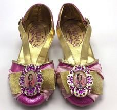 Disney Store Mulan Princess Shoes Size 11/12 Costume Halloween - $16.40