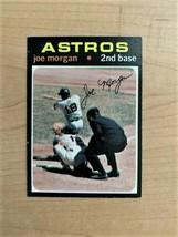 1971 Joe Morgan Topps Baseball Card #264 (Original) - $14.85