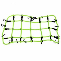 REhobby 1/10 RC Elastic Luggage Net with Hook for 1:10th RC Vehicles RC ... - $7.86