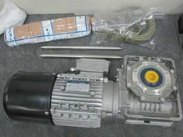 Elsto W75U-P90 Transmission with motor AM-AC4-90S-AA4-1286718 image 2