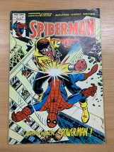 Mundi / Marvel Comics Spiderman - #61 Vfn Español vs Luke Cage Power Man - $10.95