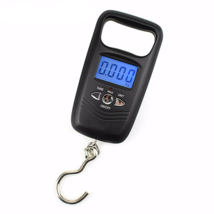 Mini Portable Digital Luggage Scale Electronic Lcd Display Hanging Trave... - €12,14 EUR