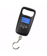 Mini Portable Digital Luggage Scale Electronic Lcd Display Hanging Trave... - $267,91 MXN