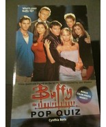 Buffy The Vampire Slayer Pop Quiz - First Printing - $3.00
