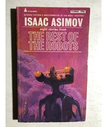 THE REST OF THE ROBOTS eight stories by Isaac Asimov (1971) Pyramid SF pb - $9.89