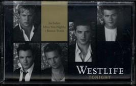 WESTLIFE - TONIGHT / MISS YOU NIGHTS / WHERE WE BELONG 2003 EU CASSETTE ... - $68.34