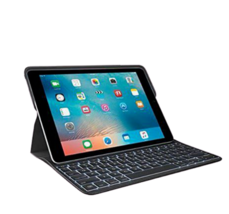 Logitech Create Wired Keyboard & Folio Case IPAD Apple Smart Connect 920... - $88.00