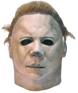 Michael Myers Halloween 2 II Mask Deluxe Officially Licensed Trick or Treat - £51.59 GBP