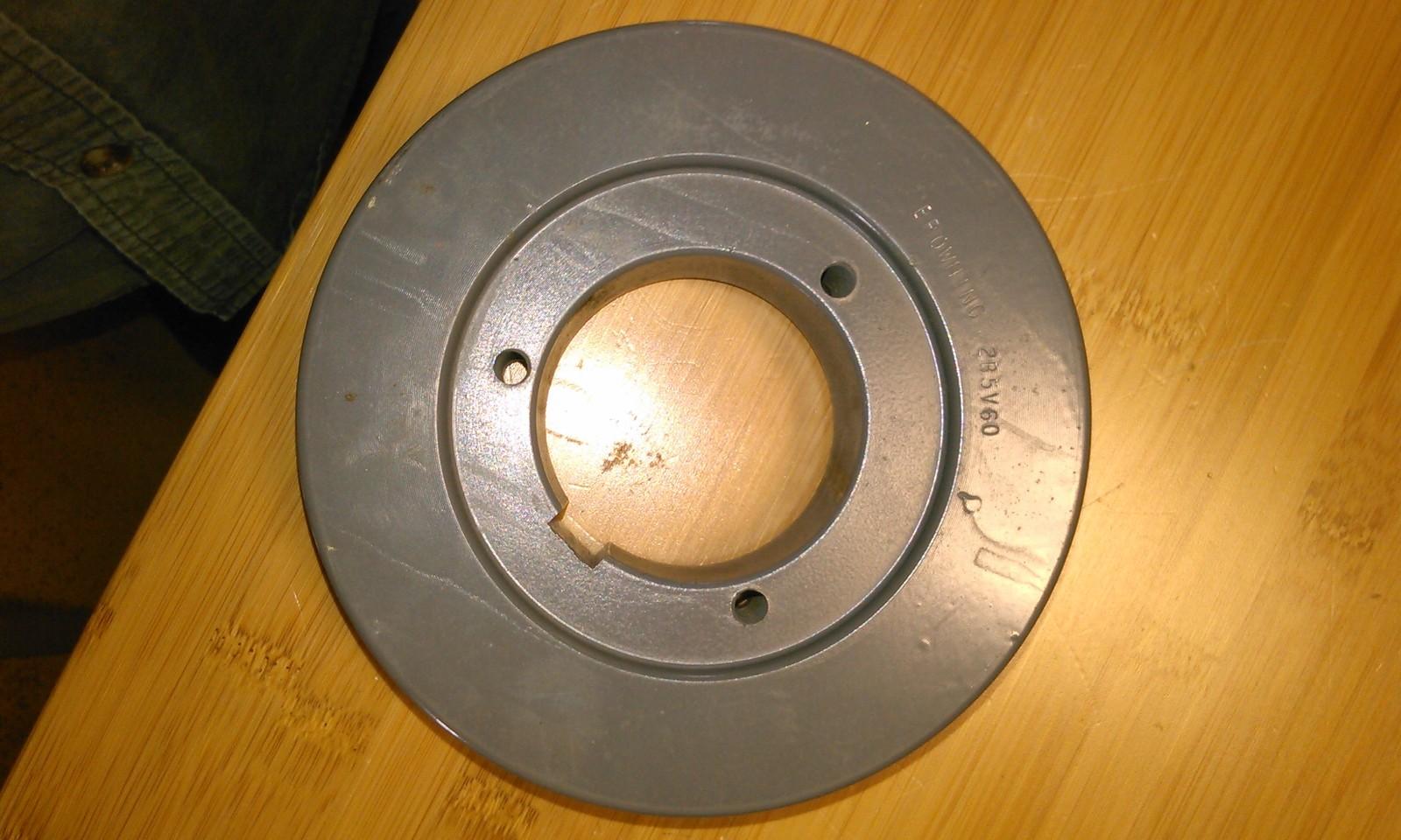 Browning 2b5v60 Pulley And 50 Similar Items Timing Belt Wp 20141112 025 2