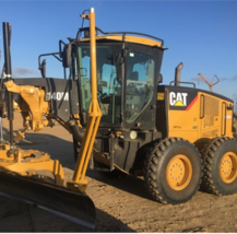2011 CAT 140M For Sale In El Cajon, California 92021 image 1