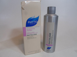 PHYTO PARIS, 6.7 oz Straightening shampoo unruly frizzy and rebelious hair - $10.95