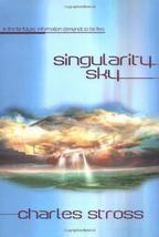 Singularity Sky Stross, Charles - $21.00